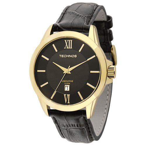 Relógio Technos Masculino Executive - 2115KNH/0P