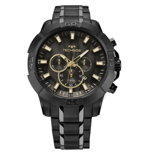 Relógio Technos Masculino JS26AG/4P 000009REAN