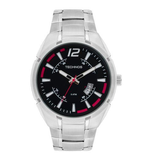 Relógio Technos Masculino Racer Analógico - 2115KTD/1R