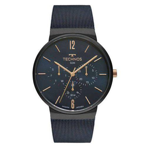 Relógio Technos Masculino SLIM - 6P29AKP/4A