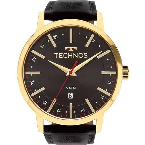 Relógio Technos Masculino Steel 2115mmi/4p
