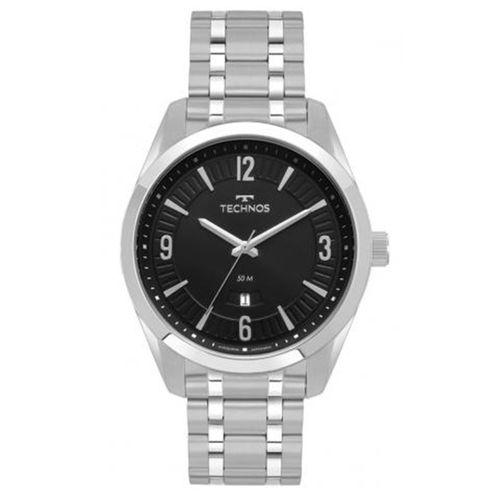 Relógio Technos Masculino STEEL - 2115MSQ/1P