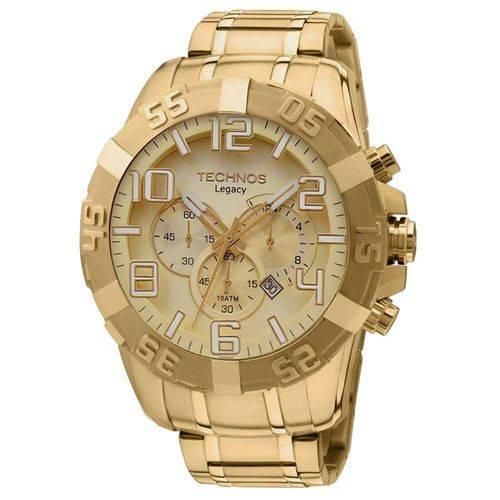 Relógio Technos - Os20ik/4X Dourado