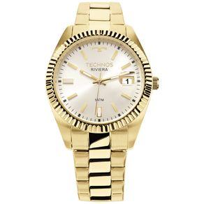 Relógio Technos Riviera Dourado 2115KTR/4K 2115KTR/4K