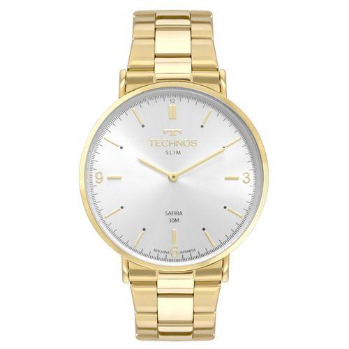 Relógio Technos Slim - 2025LTP/4K