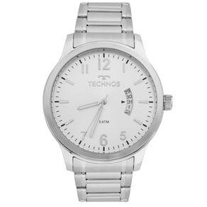 Relógio Technos Steel 2115KTN/1K Prata