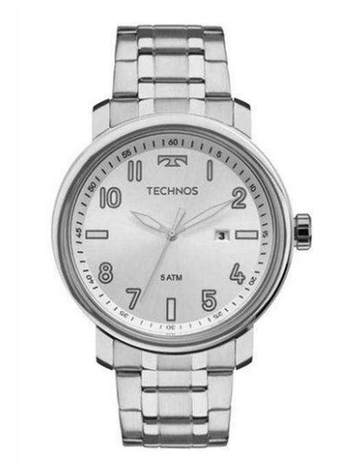 Relógio Technos Steel 2115MNH/1K