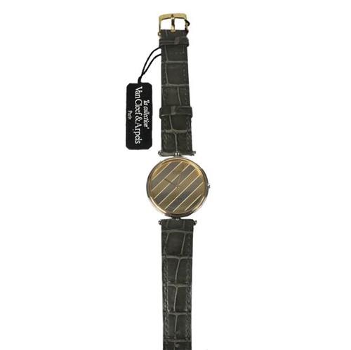 Relógio Van Cleef & Arpels Croco