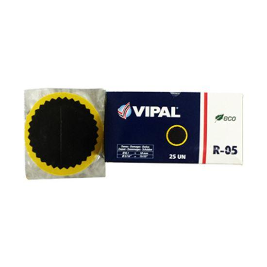 Remendo a Frio R-05 100 Mm Caixa com 25 Pecas - R-05 - Vipal