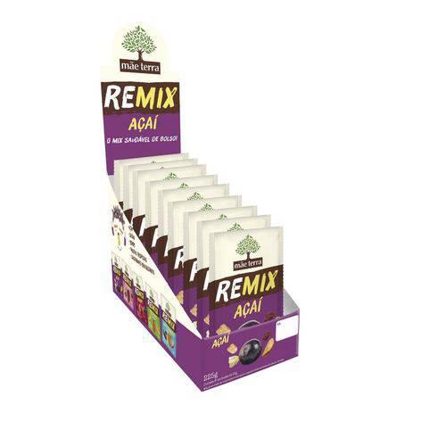 Remix Açaí Mãe Terra - Caixa 9x25g