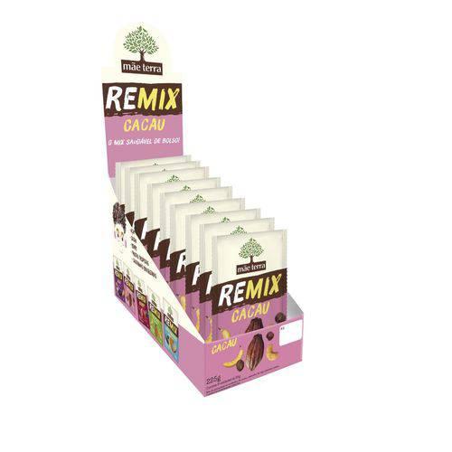 Remix Cacau Mãe Terra - Caixa 9x25g