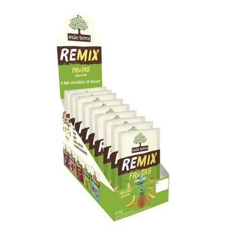 Remix Frutas Tropicais Mãe Terra - Caixa 9x25g