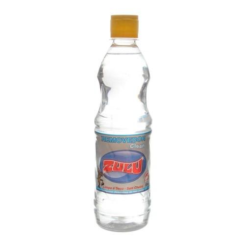 Removedor Clean (Sem Cheiro) com 500ml Zulu