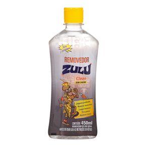Removedor Clean Sem Cheiro Zulu 450mL