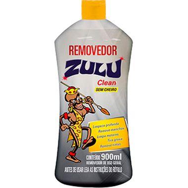 Removedor Clean Zulu 900ml