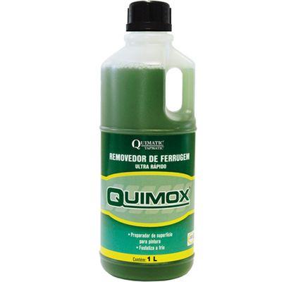Removedor de Ferrugem 1 Litro Quimox Quimatic RA2