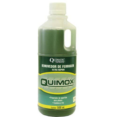 Removedor de Ferrugem - 500 Ml - Quimox