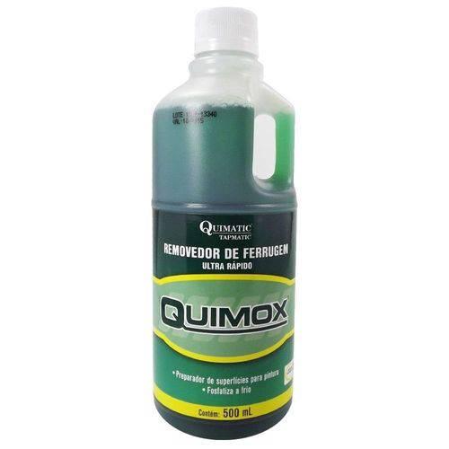 Removedor de Ferrugem Quimox 500ml - Quimatic
