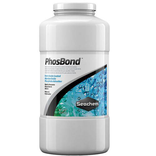 Removedor de Fosfato e Silicato Seachem Phosbond 1L