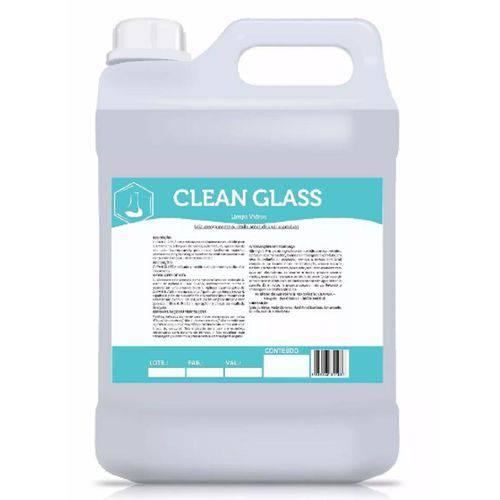 Removedor de Manchas e Limpa Vidros Clean Glass - 05 Lt