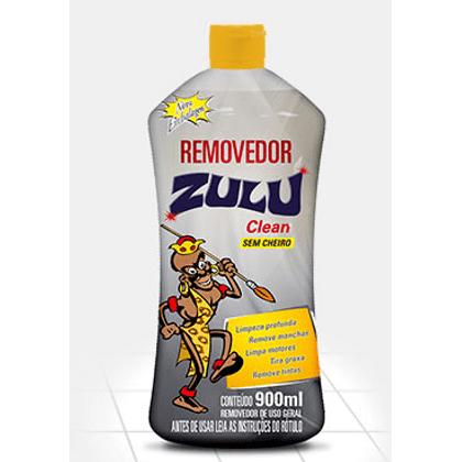 Removedor Sem Cheiro Zulu 900ml