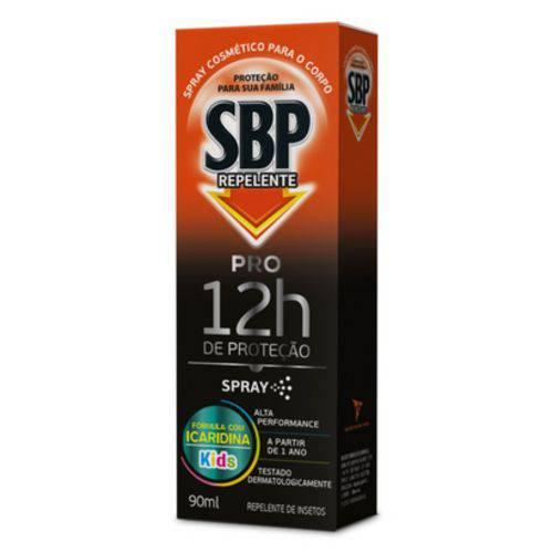Repelente em Spray PRO 12h Kids 90ml SBP