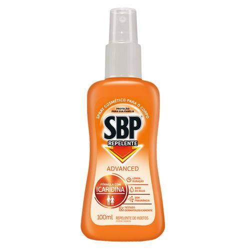 Repelente Sbp Spray Advanced 100ml