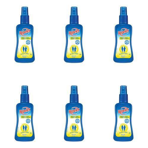 Repelex Citronela Repelente Spray 100ml (kit C/06)