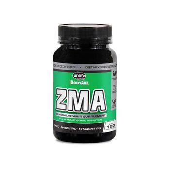 Repositor Muscular 600mg Zma Unilife 120 Capsulas