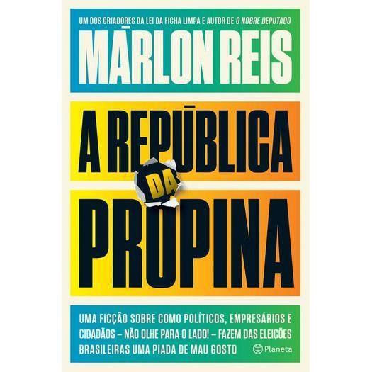 Republica da Propina, a - Planeta
