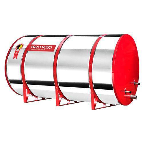 Reservatório Térmico (Boiler) Komeco 500 Litros Inox 316 Baixa Pressão