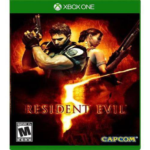 Resident Evil 5 Remastered Xbox One