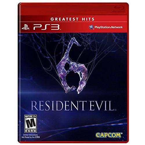 Resident Evil 6 Greatest Hits - Ps3