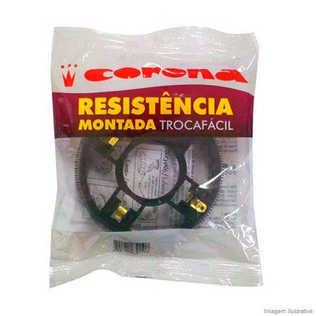 Resistência para Chuveiro 220V 6200W Minha Ducha Preta Corona