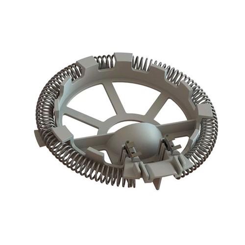 Resistência para Ducha Safira Bivolt - 6500W 220V / 4400W 127V - Hydra - Hydra