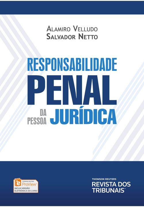 Responsabilidade Penal da Pessoa Jurídica - 1ª Edição