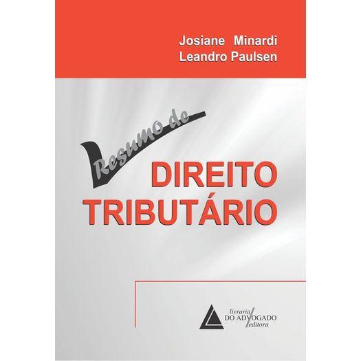 Resumo de Direito Tributario - Livraria do Advogado
