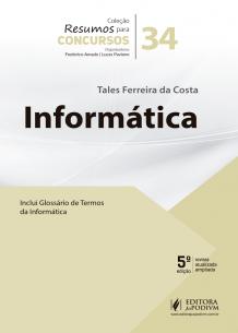 Resumos para Concursos - V.34 - Informática (2019)