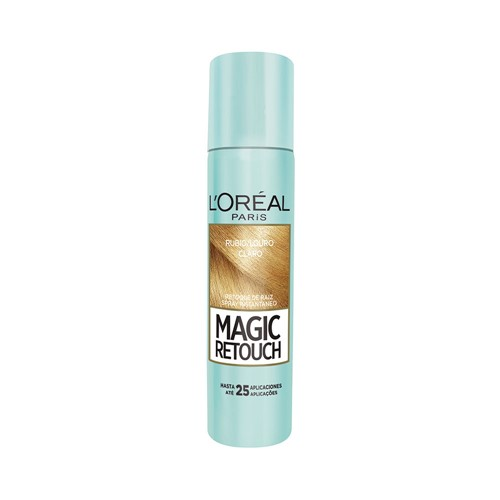 Retoque de Raiz Spray L'oreal Magic Retouch Louro Claro 75ml
