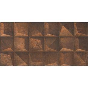 """Revestimento """"A"""" 45x90 Rodin Shadow Corten Ma Eliane"""