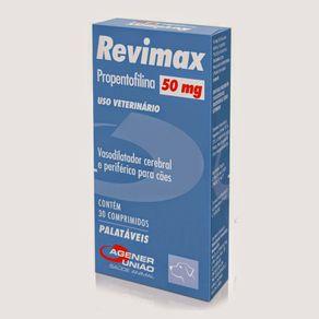 REVIMAX 50mg - Caixa com 30 Compr.
