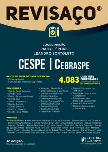 Revisaço - CESPE - 4.083 Questões Comentadas (2019)