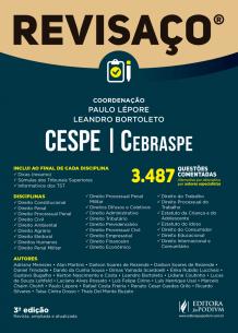 Revisaço - CESPE - 3.487 Questões Comentadas (2018)