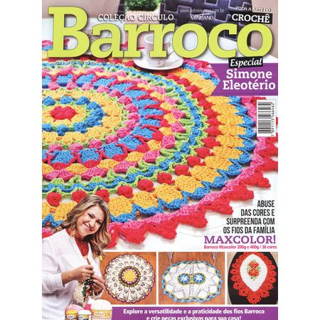 Revista Barroco Círculo Especial Simone Eleotério Nº 02