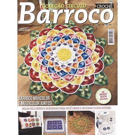 Revista Barroco Círculo Nº 20