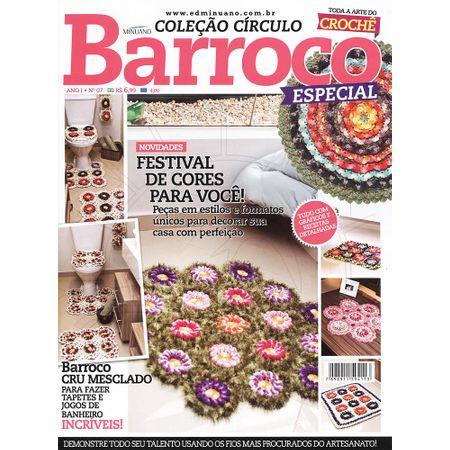 Revista Barroco Círculo Nº 07