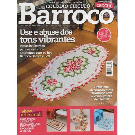 Revista Barroco Círculo Nº 10