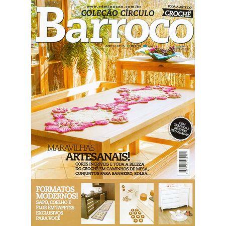 Revista Barroco Círculo Nº 15