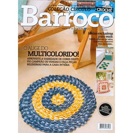 Revista Barroco Círculo Nº 16