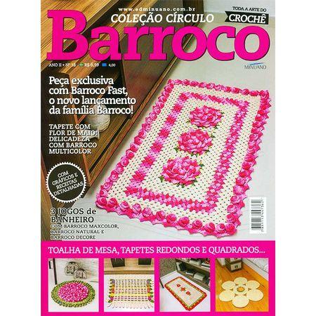 Revista Barroco Círculo Nº 18